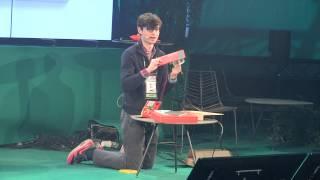 Slush 2014 - Kano: A Computer Anyone Can Make | Green Stage #slush14