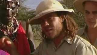 Masai Warriors (Wildboyz in Kenya)
