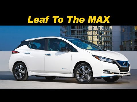 2019 Nissan Leaf E Plus First Look