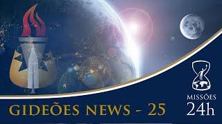 Gideões News 25 [ Abril 2021]