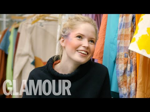 """Ellie Bamber Goes Speed Dating: """"My Dream Role Is Britney Spears In Britney: The al"""" GLAMOUR UK"""