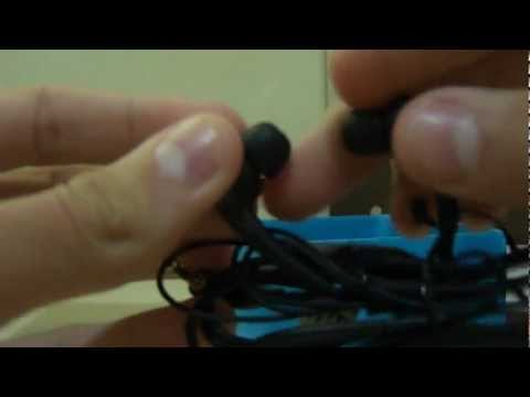 Unboxing Sony Ericsson Xperia Pro (PT-BR)