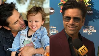 John Stamos Reveals Son Billy