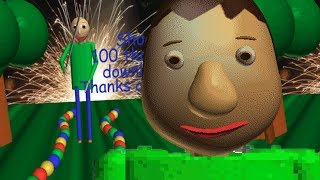 NEW CHARACTER, ENDING, AND ITEMS!   Baldis Basics in Education and Learning (NEW UPDATE COMING)