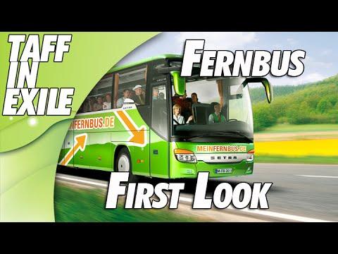 Fernbus Simulator - First Drive | Koln to Bonn
