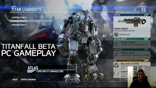Titanfall Beta PC Gameplay - High Settings - GTX 650 Ti BOOST