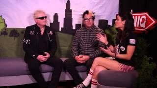 The Offspring - Interview with 101WKQX - PIQNIQ 2015