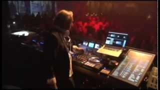 DJ Alex van Oostrom in Paradiso Amsterdam 2014