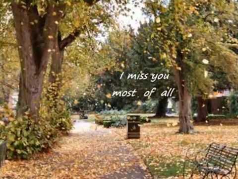 Autumn Leaves - Lyrics - Eva Cassidy