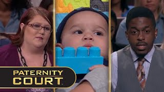 Woman Hopes The Man Who Stepped Up Is Actually Child's Father (Full Episode)   Paternity Court