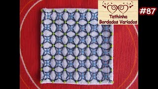 BORDADO ORIENTAL / SASHIKO EMBROIDERY – Tathinha Bordados