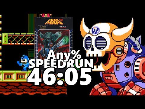 Mega Man 9 (Legacy Collection 2) Any% Speed Run in 46:05