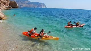 видео Балаклава, Крым: отдых и цены, достопримечательности, лучшие пляжи
