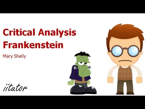 Critical Analysis Of Frankenstein  Mary Shelly  Iitutor  Youtube Critical Analysis Of Frankenstein  Mary Shelly  Iitutor Mechanical Engineering Assignment Help also Ksa Writing Service  Articles Writing Services