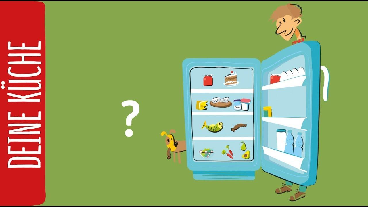 Ordnung im Kühlschrank - So bleiben Lebensmittel frisch | REWE Deine Küche