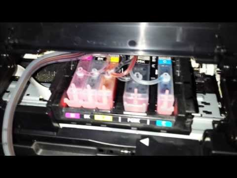 How to save money on ink. CIS for Canon MX922