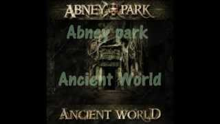 Watch Abney Park Ancient World video