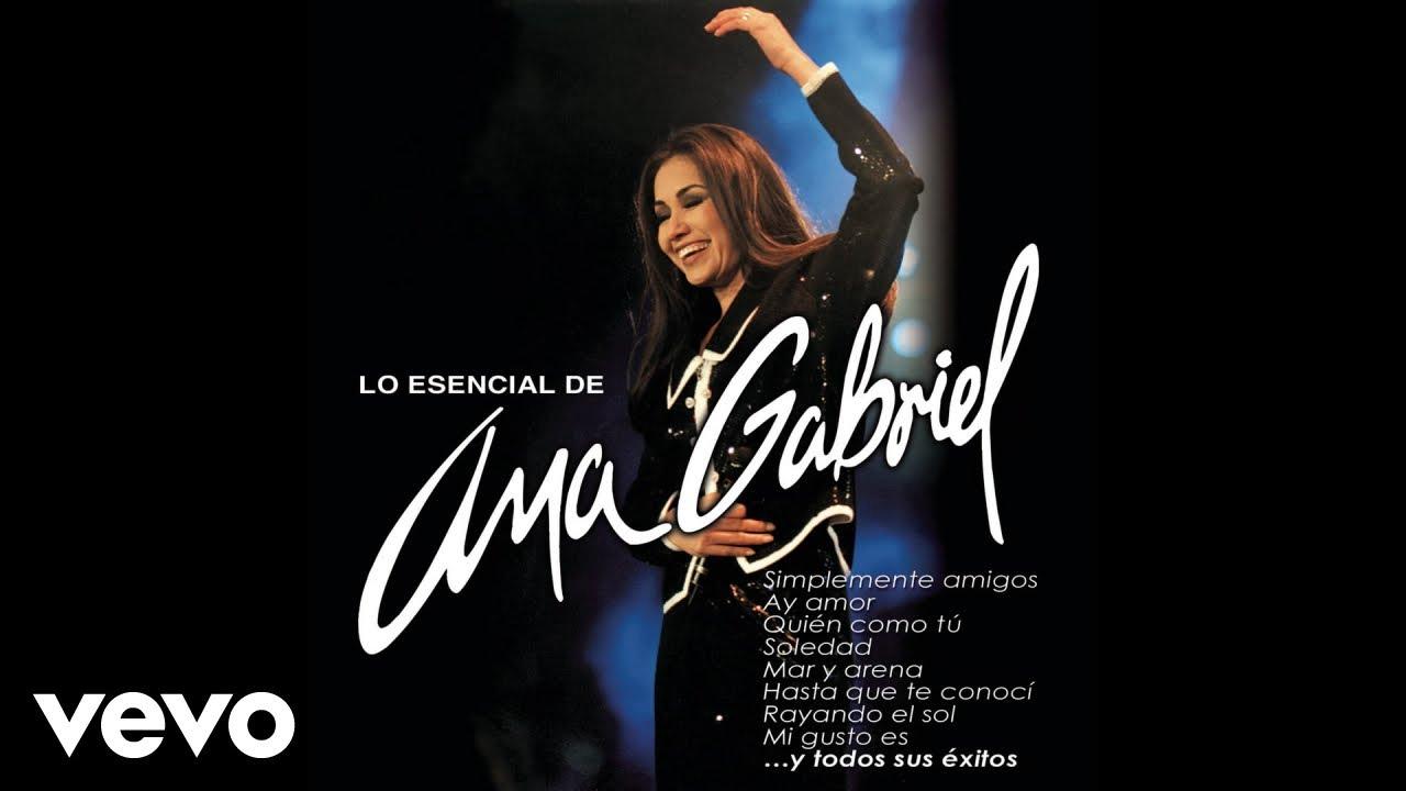 Ana Gabriel - Destino (Cover Audio)