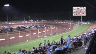 Dixie Speedway 6/10/17 Official Highlights!