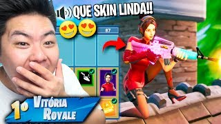 IS THIS THE MOST BEAUTIFUL SKIN OF THE BATTLE PASS?? * 87 category!! * | FORTNITE