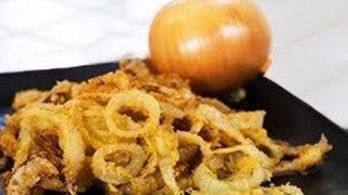 Onion Rings For Toppings