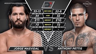 Jorge Masvidal vs. Anthony Pettis Grappling Match (Full)
