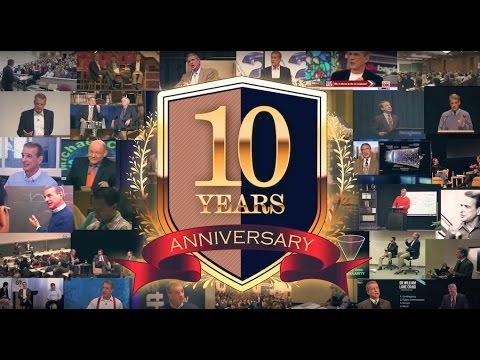 William Lane Craig on the 10 Year Anniversary of Reasonable Faith