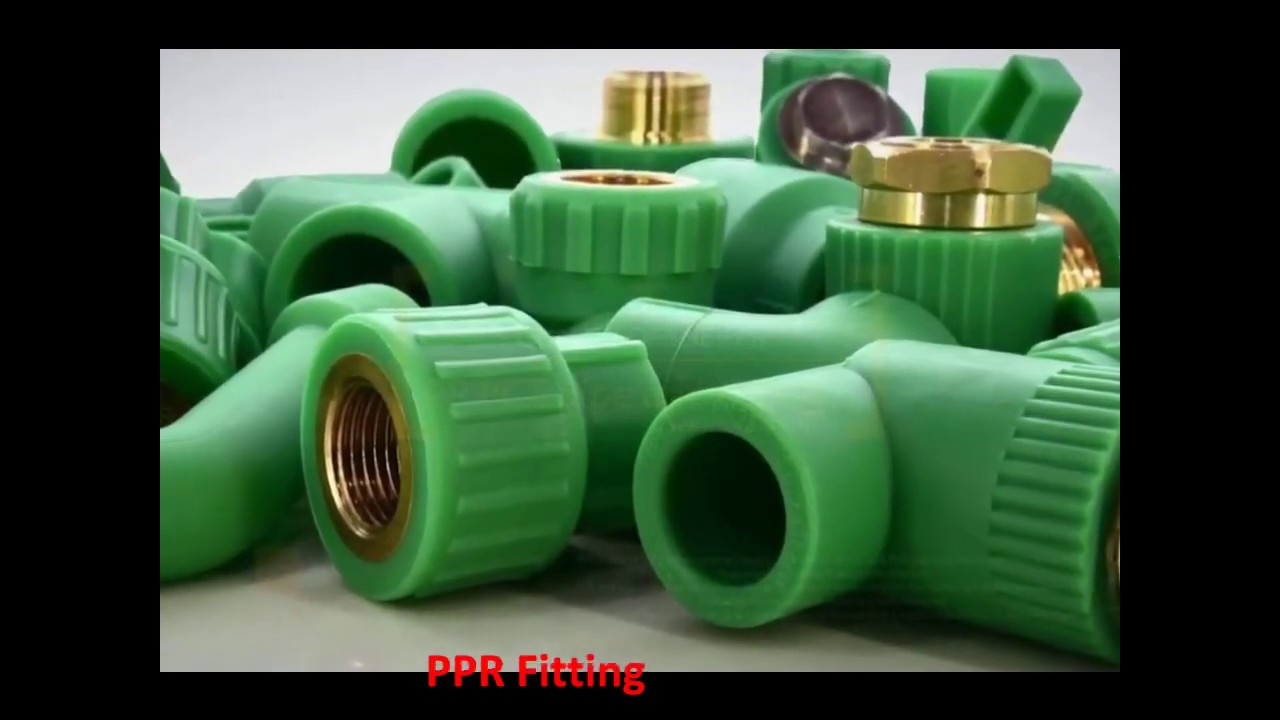 Fusion PPR Pipe and fitting
