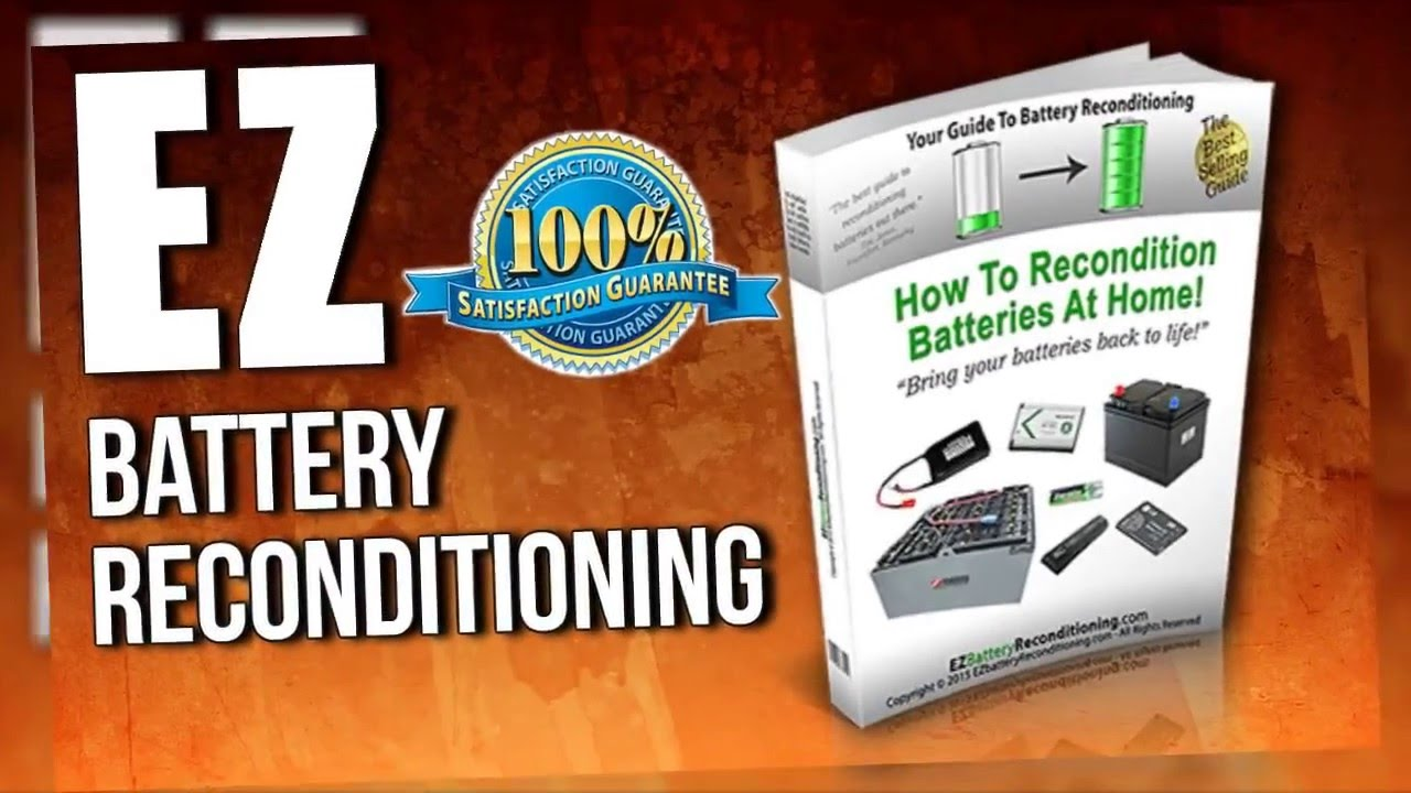 Ez battery reconditioning login