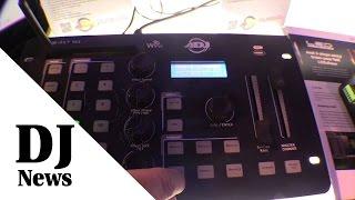ADJ WiFLY NE1 Wireless DMX Controller With Arnoldo Offermann: By The Disc Jockey News