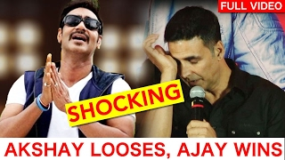 Jolly llb 2 actor akshay kumar replaced by ajay devgan in priyadarshan's oppam | shocking news video