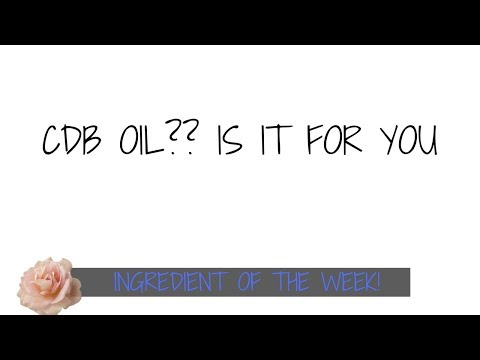 What is CBD Oil for the Skin & Why is No One Talking About It? Sensitive Skin/ACNE