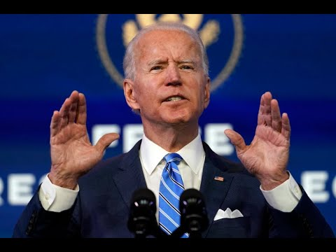 Biden Unveiled A $1.9 Trillion Pandemic Rescue Plan - Friday's15/01/2021 News Briefing