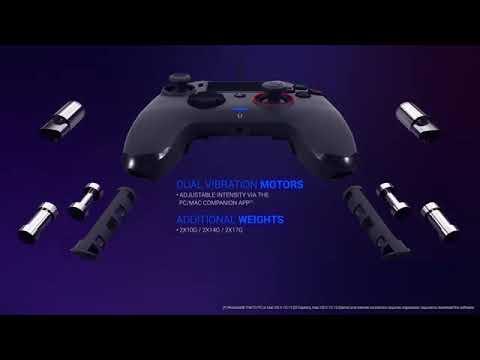 PS4 Nacon Revolution Pro Controller 2 - Video