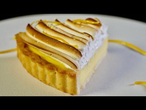 Lemon Meringue Pie – Bruno Albouze – THE REAL DEAL