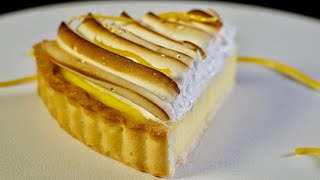 Lemon Meringue Pie – Bruno Albouze – THE REAL DEAL