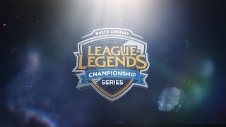 NA LCS Spring 2018 Week 5 Day 2