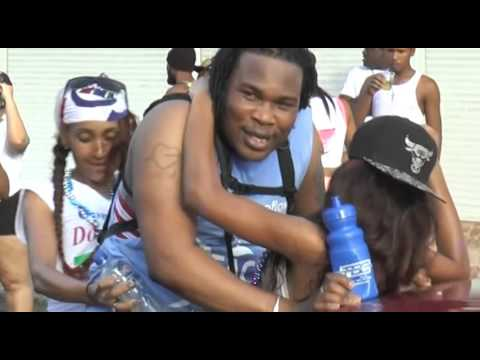 ZIZ TV presents Highlight of Jouvert 2015