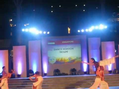 Dance Horizon Troupe of Singapore - 2012 Dance Xchange in Cebu City