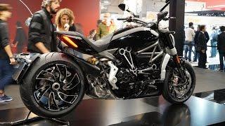 мото новинка 2017 Ducati xDiavel