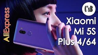 Xiaomi Mi 5S Plus 4/64 Полный обзор, примеры стерео фото и монохром, Antutu (с AliExpress)