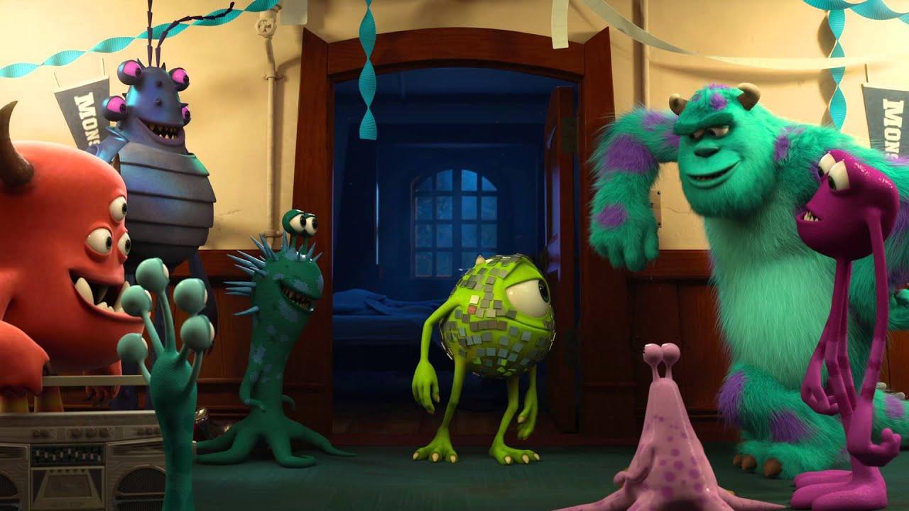 Universidade Monstros: Trailer Oficial
