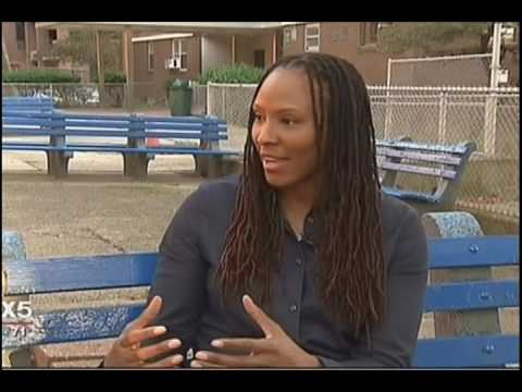Fox 5 Oct 2016: Interview with Chamique Holdsclaw