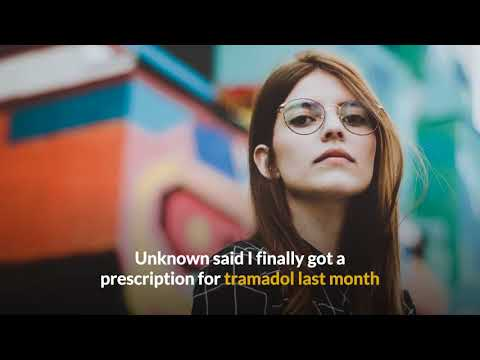 my experiences with tramadol for fibromyalgia 1