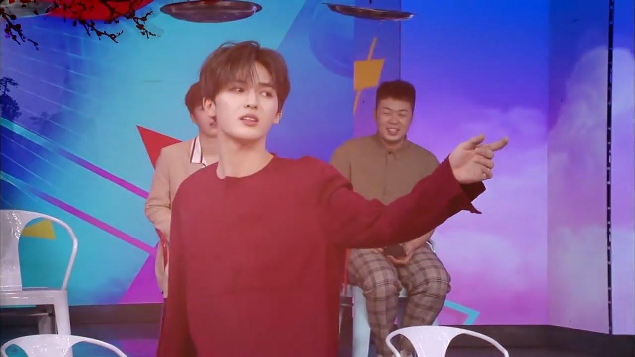 朱正廷:跳舞的样子简直能迷死人 Happy Camp【湖南卫视官方频道】