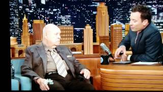 Don Rickles on Tonight Show with Jimmy Fallon #TSJF
