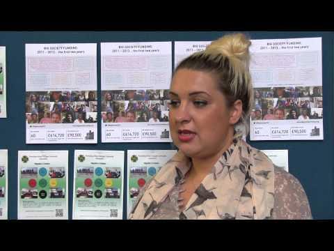 Signe Zile, participant in Inclusive Communities (Peterborough)