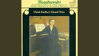 4 Polnische Volkstanze, Op. 55: No. 3. Polonaise: Allegretto con moto