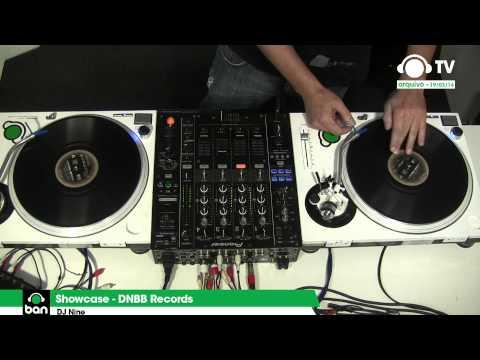 DJ Nine - DNBB - dnbshow #03 @ Ban TV