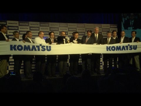 Joy Global officially takes new name: Komatsu Mining Corporation